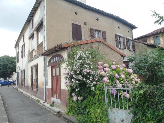Grande Maison Bourgeoise Avec Jardin Haute Garonne Frankreich