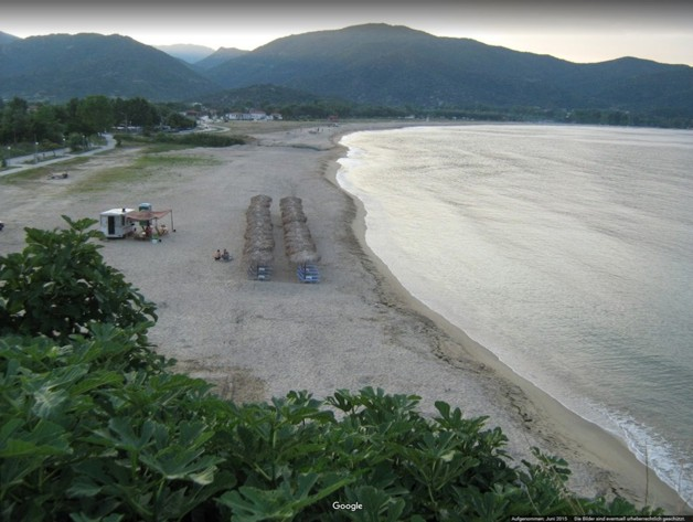 ⛱ Grundstück in Strandnähe auf Sithonia/Sykia/Pigadaki ...